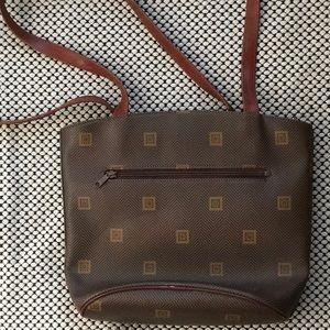 fe1553c566f texier Bags | Vintage Coated Handbag | Poshmark